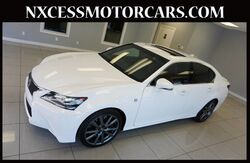 2015_Lexus_GS 350_F-SPORT/PREMIUM PKG NAVIGATION 1-OWNER._ Houston TX