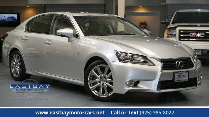 2015 Lexus GS 350 Navigation/Blind spot San Ramon CA