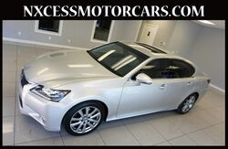 2015_Lexus_GS 350_XENON ROOF BACK-UP CAMERA NAVIGATION 1-OWNER._ Houston TX