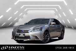 2015_Lexus_GS 450h_Hybrid F-Sport Low Miles Extra Clean._ Houston TX