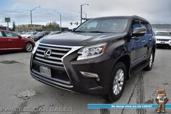 2015_Lexus_GX 460_/ 4X4 / Heated & Cooled Leather Seats / Navigation / Sunroof / Blind Spot Alert / Bluetooth / Back Up Camera / 3rd Row / Seats 7 / Tow Pkg_ Anchorage AK