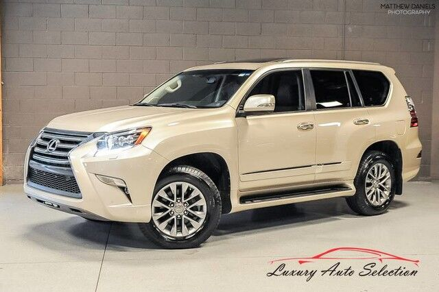 2015_Lexus_GX 460 Luxury AWD *LAS Certified*_4dr SUV_ Chicago IL