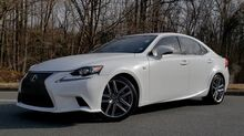 2015_Lexus_IS 250_F-SPORT / NAV / BSM / SUNROOF / CAMERA_ Charlotte NC