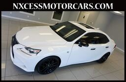 Lexus IS 250 F-SPORT/PREMIUM PKG NAVIGATION 1-OWNER. 2015