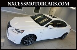 2015_Lexus_IS 250_F-SPORT/PREMIUM PKG NAVIGATION VENTILATED SEATS._ Houston TX