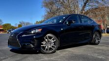 Lexus IS 250 F-SPORT / SUNROOF / BSM / CAMERA 2015