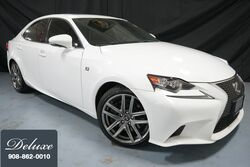 Lexus IS 350 AWD / Over $6200 in Options/ One-owner/ F Sport Package 2015