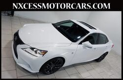 2015_Lexus_IS 350_F-SPORT NAVIGATION BSM VENTILATED SEATS 1-OWNER._ Houston TX