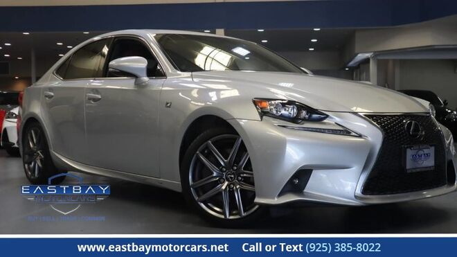 2015_Lexus_IS 350_F Sport Package_ San Ramon CA