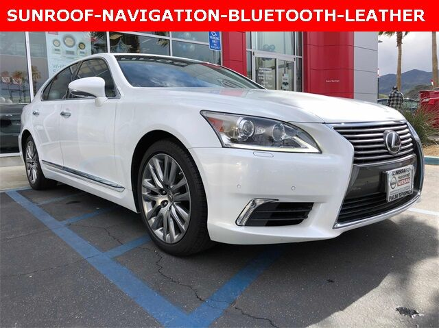 2015 Lexus LS 460 Palm Springs CA