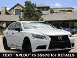 2015 Lexus LS 460 Crafted Line