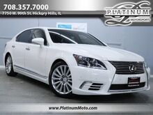 2015_Lexus_LS 460L AWD_2 Owner Nav Roof Wood Luxury Loaded_ Hickory Hills IL