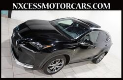 2015_Lexus_NX 200t_F Sport/PREMIUM PKG NAVIGATION 1-OWNER._ Houston TX