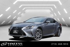 2015_Lexus_RC 350_F- Sport Low Miles Extra Clean We Guaranteed!!_ Houston TX