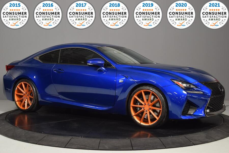 2015_Lexus_RC F__ Glendale Heights IL