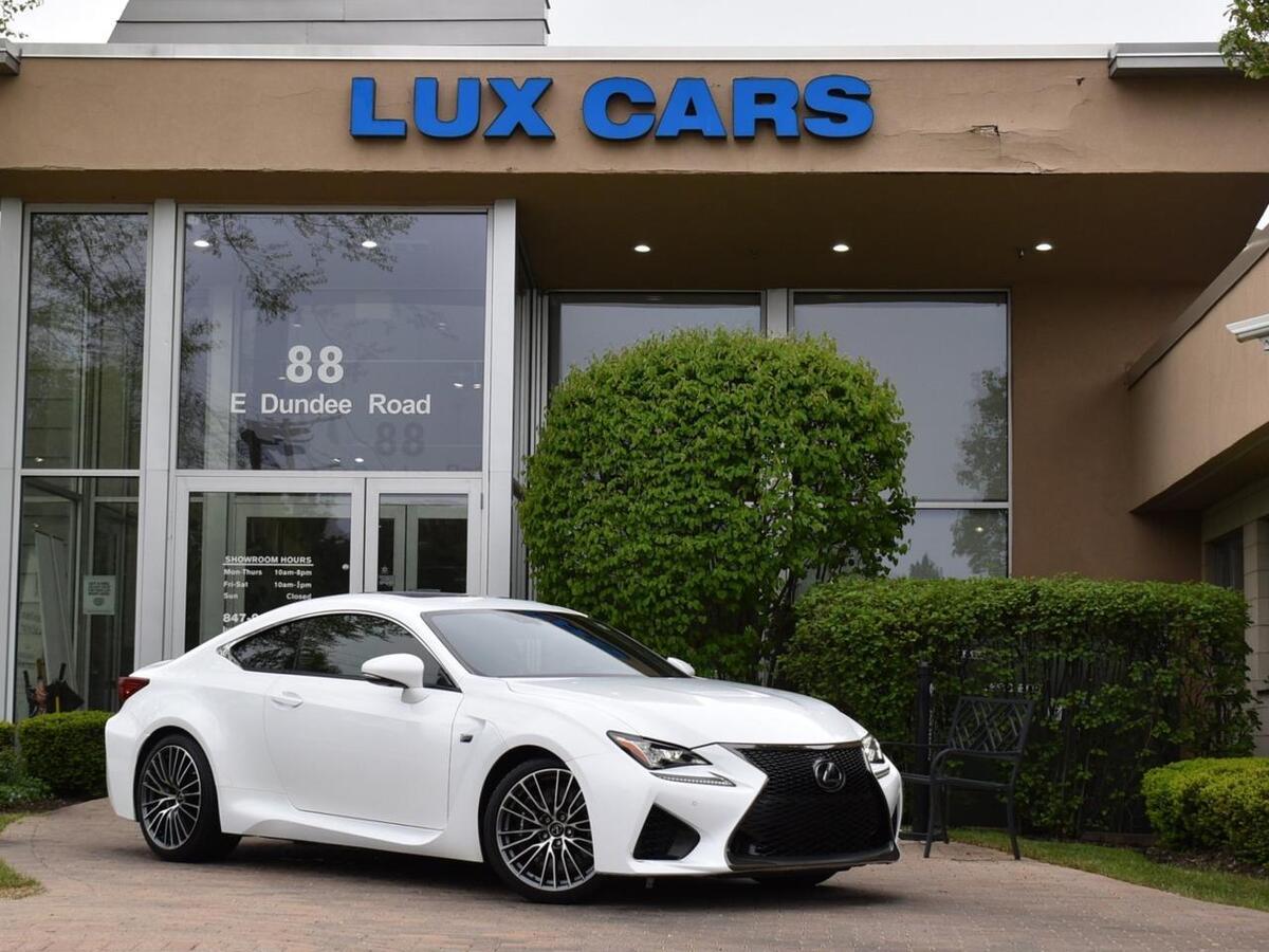 2015_Lexus_RC F_Nav Premium_ Buffalo Grove IL