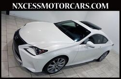 2015_Lexus_RC350_Navi,Roof, Blind Spot,Heated & Cool Seats Backup Camera_ Houston TX