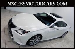 Lexus RC350 Navi,Roof, Blind Spot,Heated & Cool Seats Backup Camera 2015