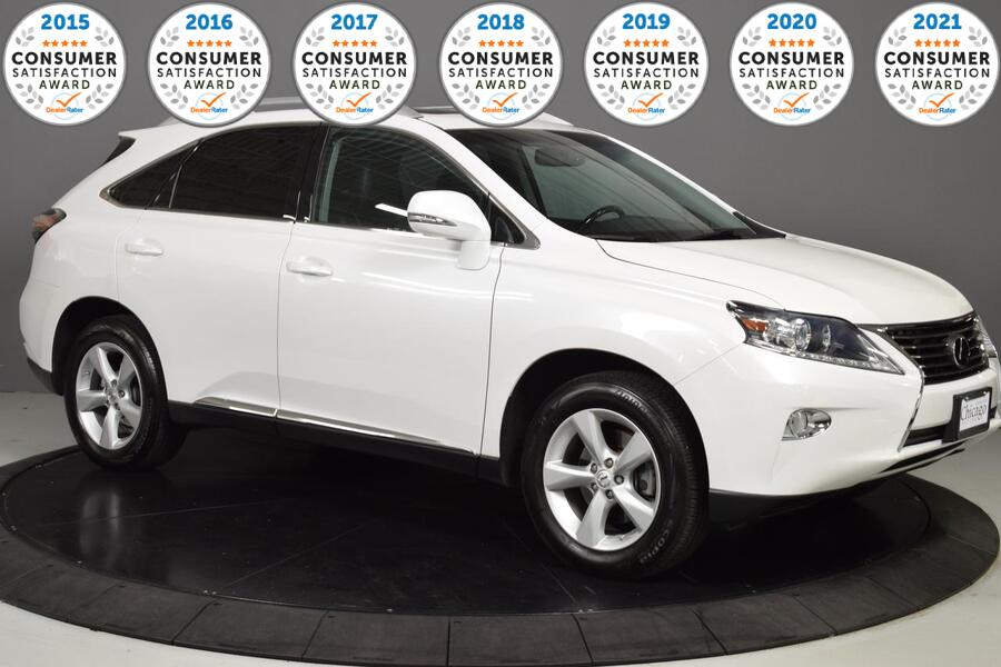2015_Lexus_RX 350__ Glendale Heights IL