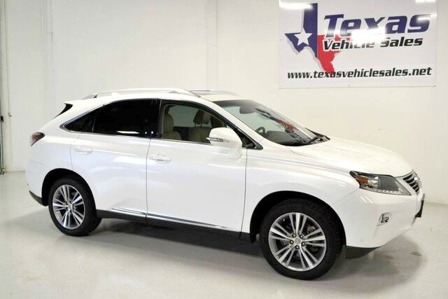 2015 Lexus RX 350 Base Fort Worth TX ...