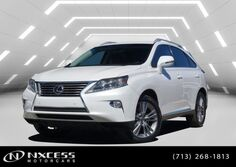Lexus RX 350 Leather Roof Backup Camera! 2015