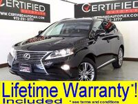 Lexus RX 350 NAVIGATION SUNROOF LEATHER HEATED/COOLED SEATS REAR CAMERA PARK ASSIST 2015