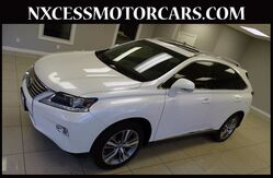 2015_Lexus_RX 350_PREMIUM PKG BSM VENTILATED SEATS 1-OWNER._ Houston TX