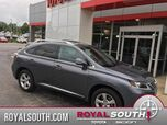 2015 Lexus RX 350 w/Navigation and Premium Package