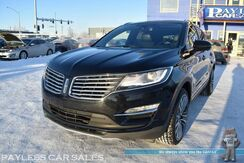 2015_Lincoln_MKC_/ AWD / Ecoboost / Auto Start / Heated & Cooled Leather Seats / Heated Steering Wheel / Navigation / Blind Spot Alert / Adaptive Cruise Control / Lane Departure Warning / Panoramic Sunroof / THX Speakers / Back Up Camera_ Anchorage AK