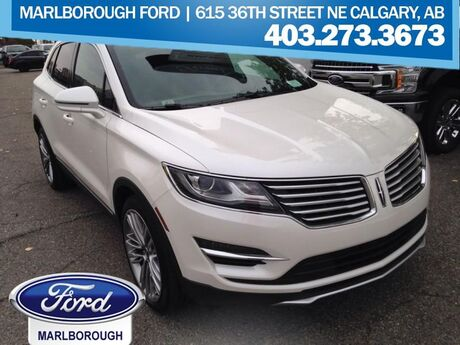2015 Lincoln MKC Reserve  - Leather Seats -  Bluetooth Calgary AB