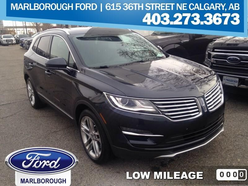 2015 Lincoln MKC Reserve  - Navigation -  Sunroof Calgary AB