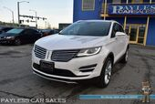 2015 Lincoln MKC Reserve / AWD / Technology Pkg / Heated & Cooled Leather Seats / Heated Steering Wheel / Panoramic Sunroof / Navigation / THX Speakers / Auto Start / Back Up Camera / Adaptive Cruise / Blind Spot & Lane Departure Alert