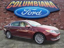 2015_Lincoln_MKS_Base_ Columbiana OH