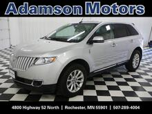 2015_Lincoln_MKX__ Rochester MN