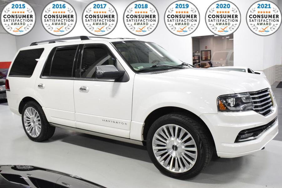 2015_Lincoln_Navigator__ Glendale Heights IL
