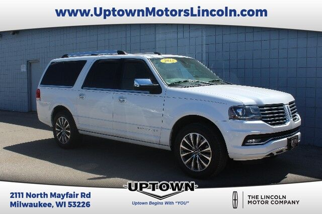 2015 Lincoln Navigator L 4WD 4dr Milwaukee WI 23648959