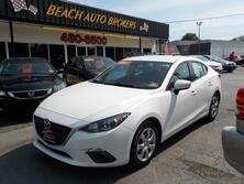MAZDA MAZDA3 ISPORT, AUTOCHECK CERTIFIED, PREMIUM SOUND, BLUETOOTH, AUX & USB PORT, ONLY 56K MILES! 2015