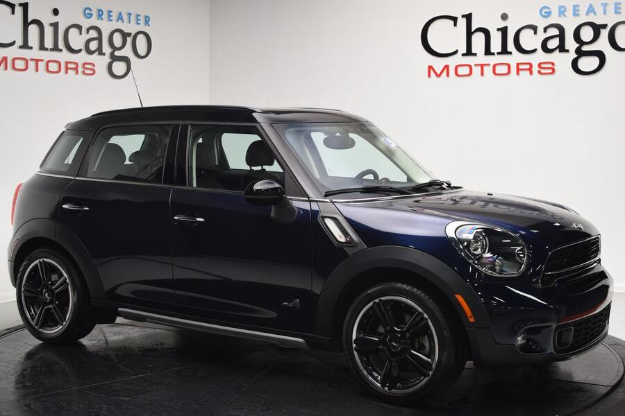 2015_MINI_Cooper Countryman S $39,000 msrp_S_ Glendale Heights IL