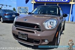 2015_MINI_Cooper Countryman_S / AWD / Automatic / Heated Leather Seats / Dual Sunroof / Aux Input / Cruise Control / 31 MPG / 1-Owner_ Anchorage AK