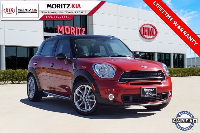 2015 MINI Cooper S Countryman Base Fort Worth TX
