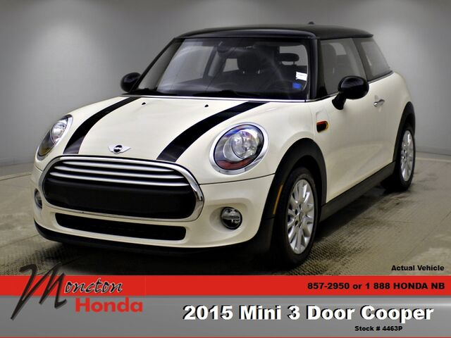 2015 MINI Cooper  Moncton NB