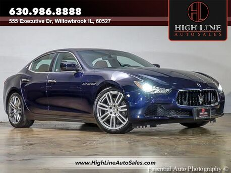 2015_Maserati_Ghibli__ Willowbrook IL