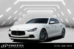 2015_Maserati_Ghibli_Low Miles Excellent Condition Extra Clean_ Houston TX