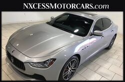 2015_Maserati_Ghibli_PREMIUM PKG NAVIGATION CLEAN CARFAX 1-OWNER._ Houston TX