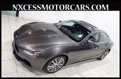 2015_Maserati_Ghibli_PREMIUM PKG NAVIGATION CLEAN CARFAX LOW MILES._ Houston TX