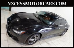 Maserati Ghibli PREMIUM PKG NAVIGATION HEATED SEATS 1-OWNER. 2015