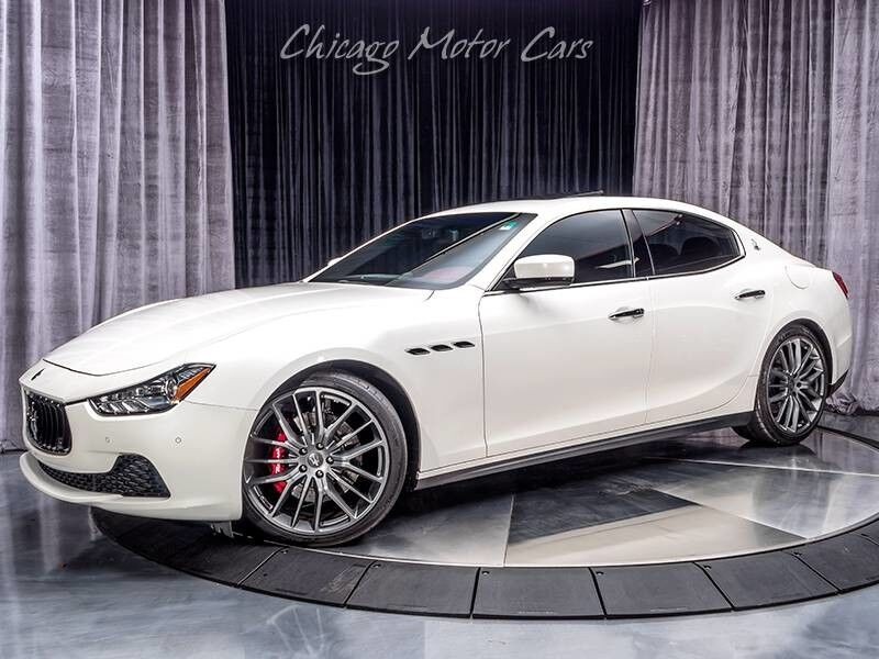 2015_Maserati_Ghibli S Q4_4dr Sedan_ Chicago IL