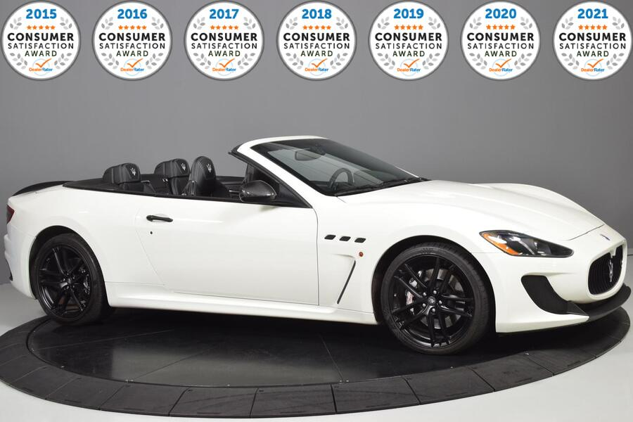 2015_Maserati_GranTurismo Convertible_MC_ Glendale Heights IL