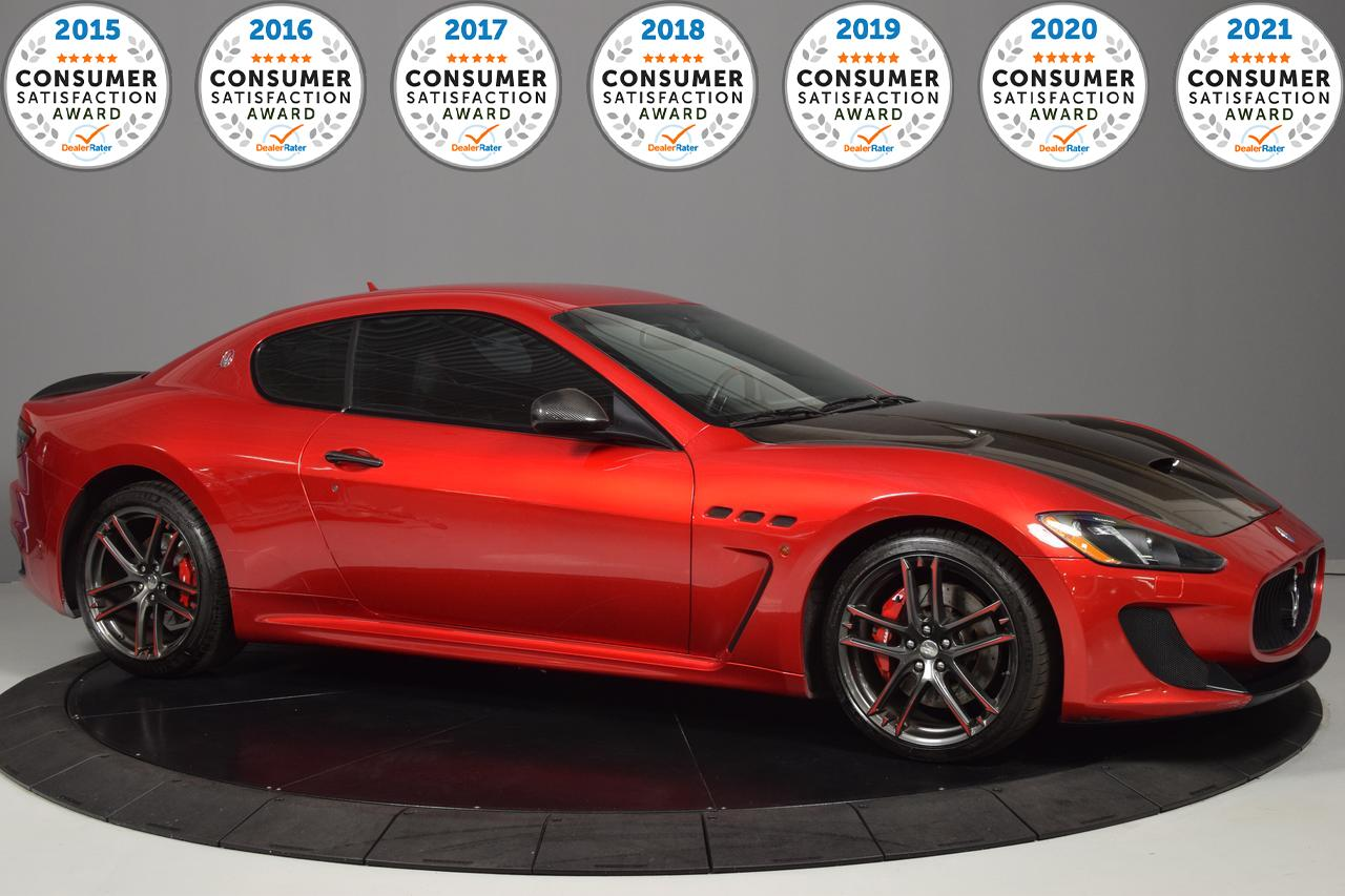 Maserati Granturismo Mc >> Vehicle Details 2015 Maserati Granturismo At Greater Chicago