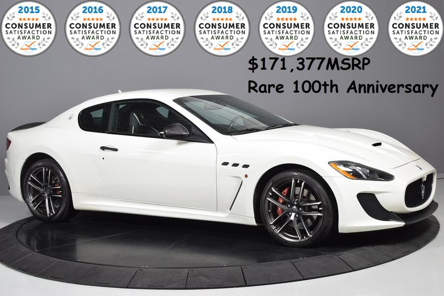 2015_Maserati_GranTurismo_MC_ Glendale Heights IL
